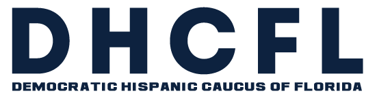 Democratic Hispanic Caucus of Florida Logo